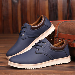 Men's Flats Oxfords Shoes