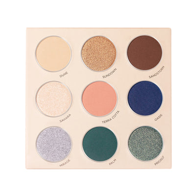 Desert Mirage Eyeshadow Palette