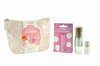 Trousse scintillante Rose