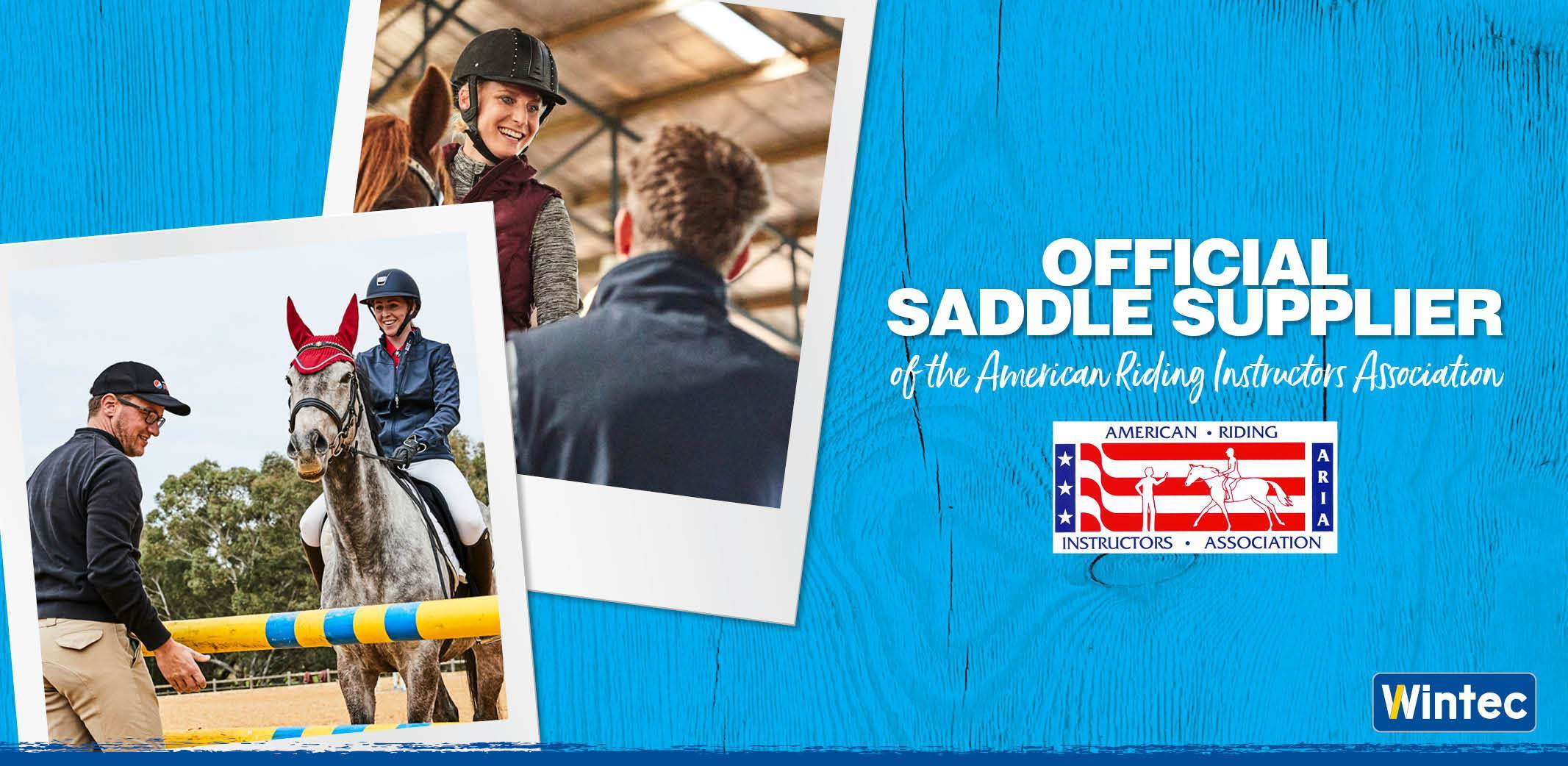 Official Saddle Supplier of the American Riding Instructors Association