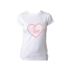 Load image into Gallery viewer, Love Graphic T Shirt