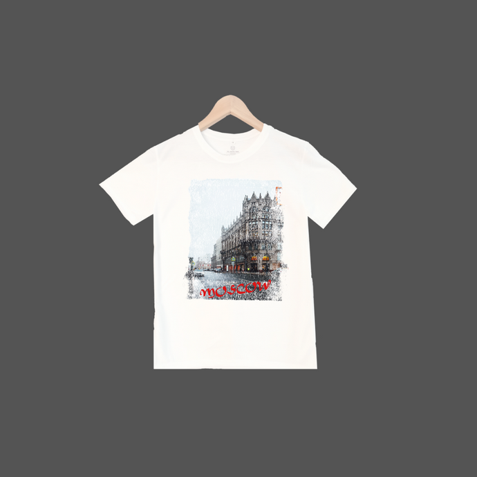 Moscow Graphic T Shirt