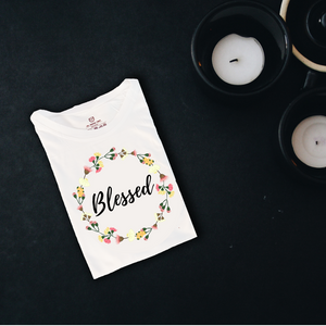 Blessed Graphic T Shirt