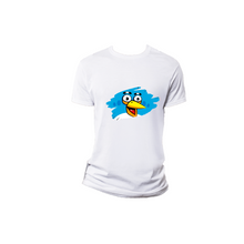 Load image into Gallery viewer, Angry bird blue Graphic T Shirt