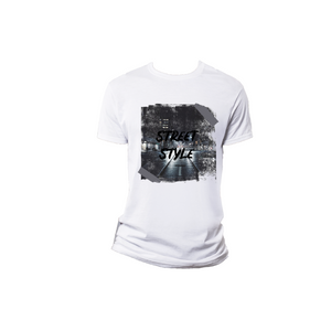 Street Style Graphic T Shirt