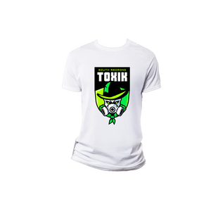 Toxic Graphic T Shirt