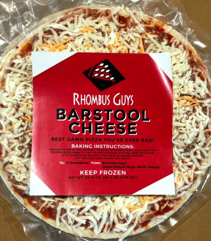 Barstool Cheese Pizza Pack
