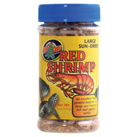 Zoo Med's Large Sun-Dried Red Shrimp