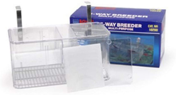 Lee's Five-Way Breeder acrylic, clear