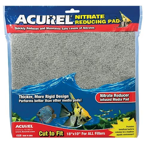 Acurel Nitrate Remover Infused Media Pad 10x18""