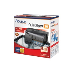 Aqueon Quietflo 30 LED Pro Filter