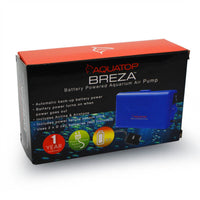 Aquatop Breza  Battery Powered Air Pump