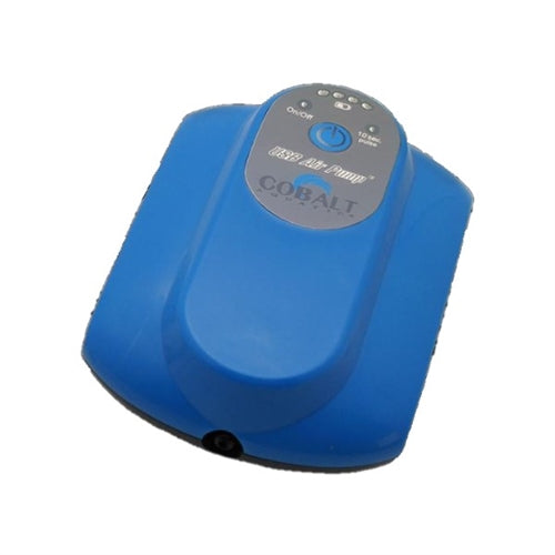 Cobalt DC USB Air Pump - 1 Outlet
