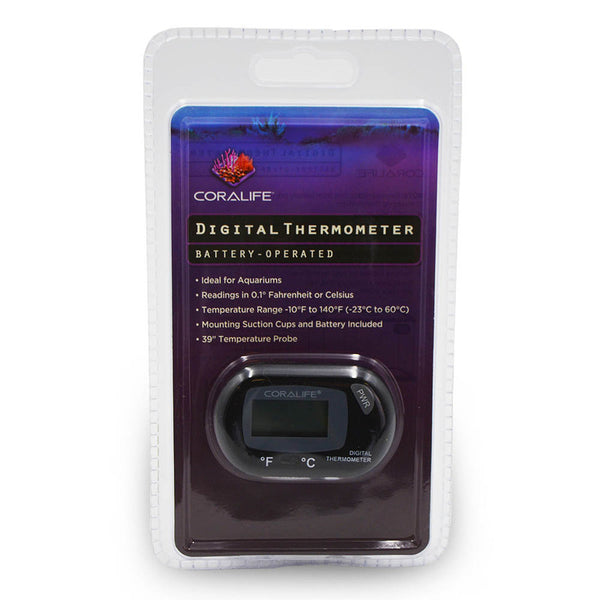 Digital Thermometer - Coralife