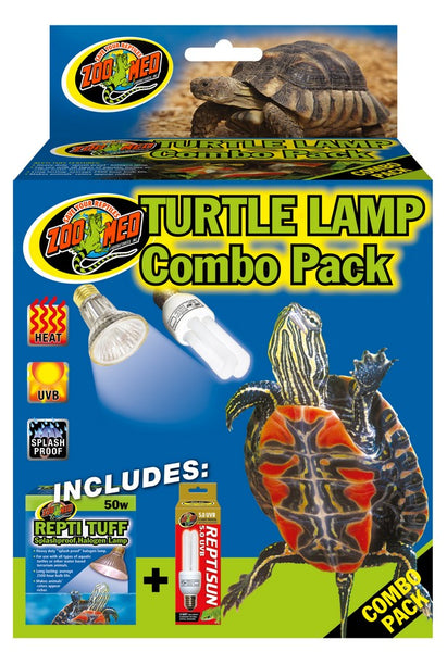 ZooMed Turtle Lamp Combo Pack