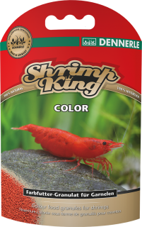JBJ Dennerle Shrimp King - Color Food 35 g