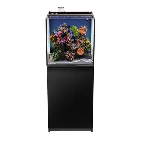 Aquatop Recife ECO 24G Tank & Stand Combo - Black