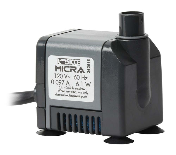 Sicce Micra Aquarium Pump (90 GPH) - Online Only