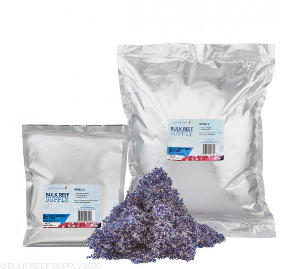 BULK  REEF SUPPLY DEIONIZATION RESIN (COLOR CHANGING)