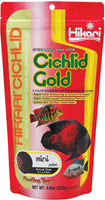 Cichlid Gold Pellets Hikari (multiple sizes available)
