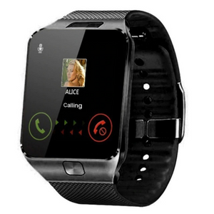 Multi functional Smartwatch with Camera and Bluetooth