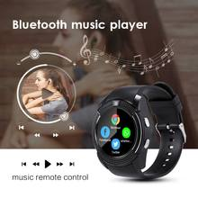Unisex Vecta Waterproof Smartwatch Phone Camera With SIM / TF Card Slot