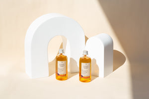 1 Preconditioning Oil + 1 Shampoo bar BUNDLE SAVE 25%