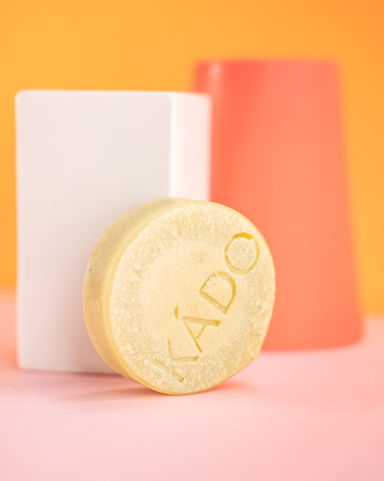 Murumuru - Natural Shampoo Bar for Curly hair - KÁDO ECOCONUT