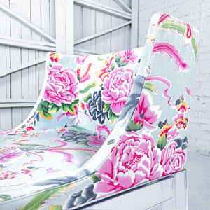 New Kartell Mademoiselle Acrylic Accent Chair