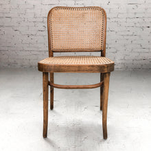 Load image into Gallery viewer, Josef Hoffman Mid-Century Modern Beech Wood Accent Chair