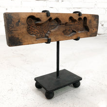 Load image into Gallery viewer, Antique Asian Carved Wood Table Top Object