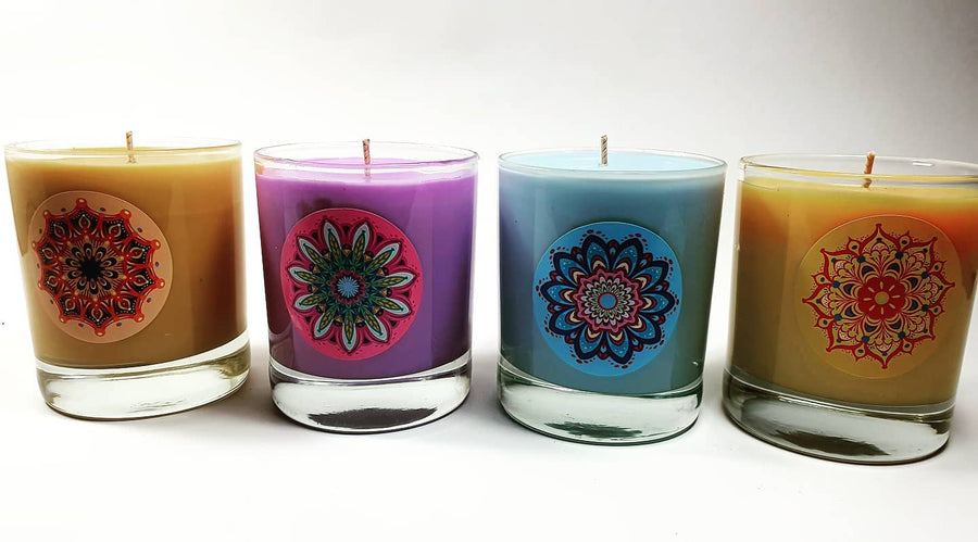 Limited Edition Essential Oil Candles