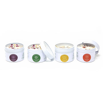 Eco Soy Chakra Blend Candles