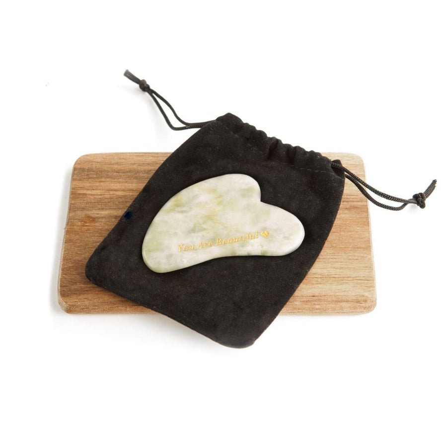 ROSE QUARTZ GUA SHA + TUTORIAL**