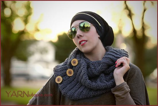Free Pattern - Passion For Fashion Scarf
