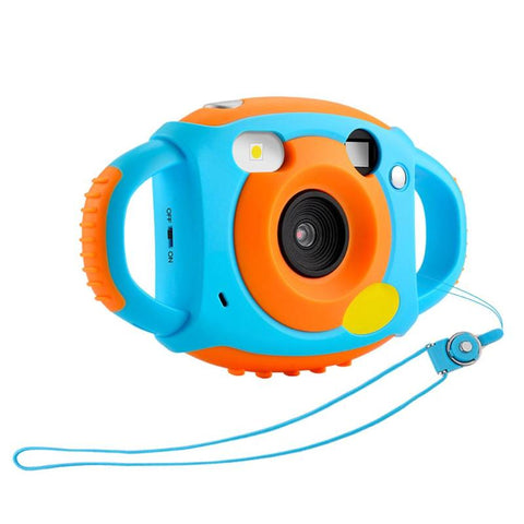 Digital Camera LCD 1080P 5MP Cartoon Kid Automatic Video Recorder Camcorder Camcorder Electronic Camera for Children