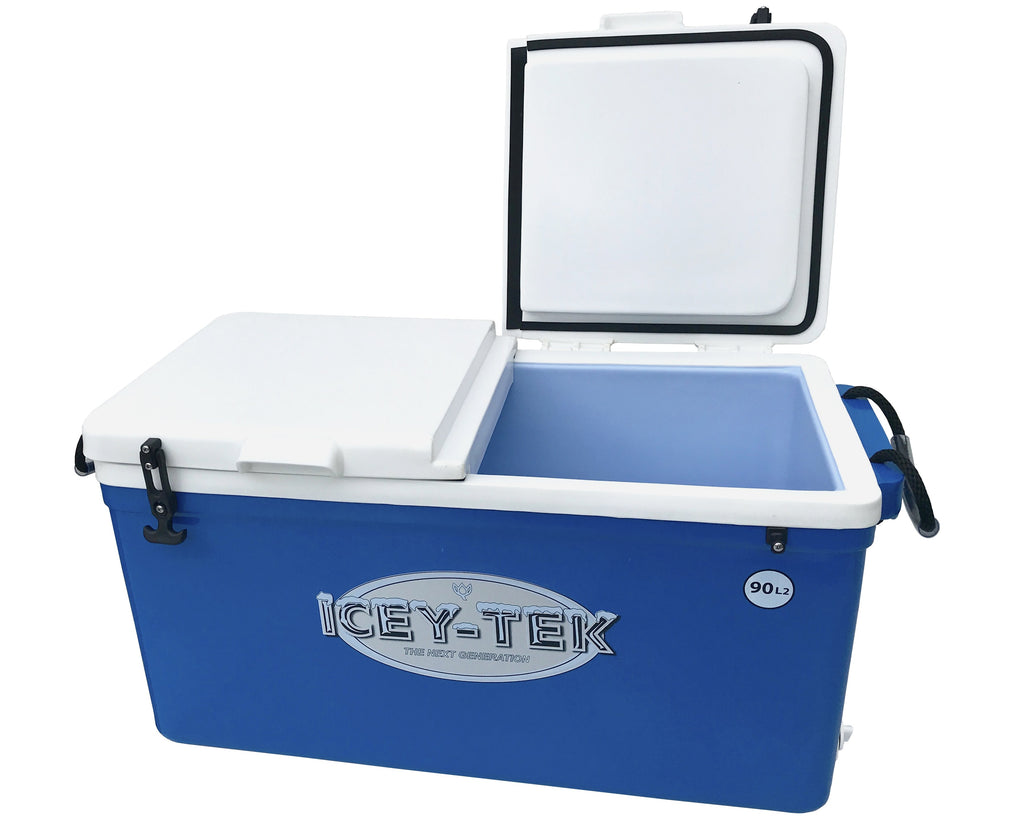 New to the UK: Icey-Tek Split Lid Cool Boxes