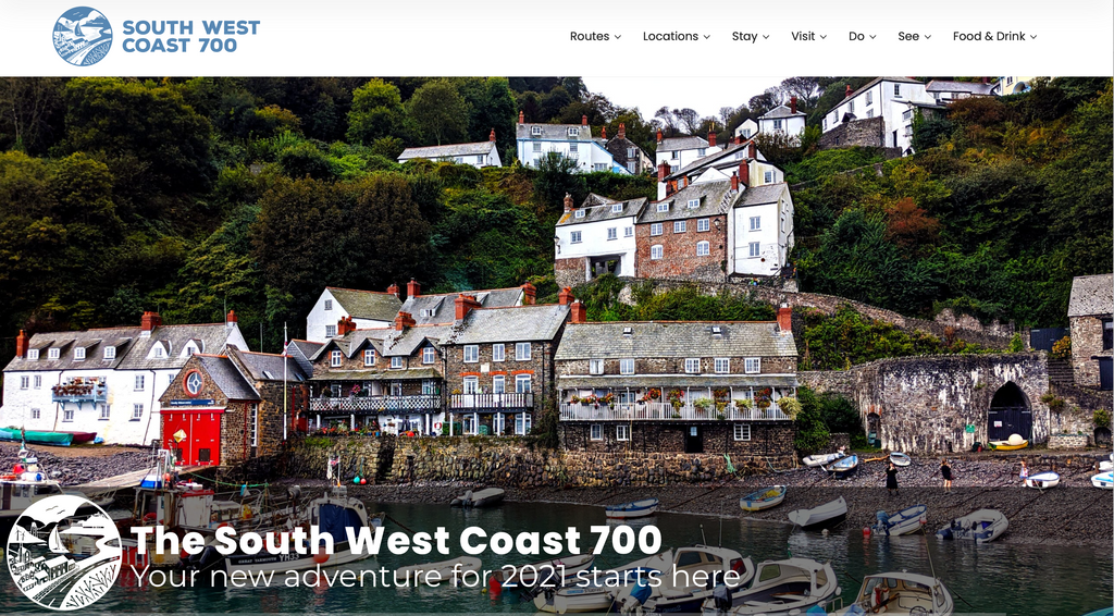 The South West Coast 700