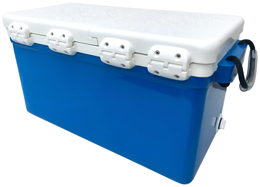 Icey-Tek 70 Litre Split Lid Long Cool Box