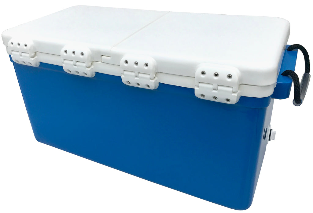 Icey-Tek 90 Litre Split Lid Long Cool Box