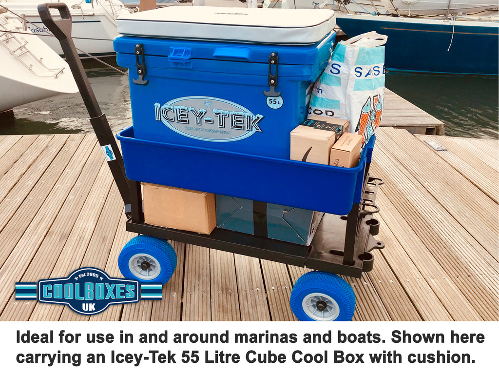 Mighty Max Cart Icey-Tek Marina Boats Yachting