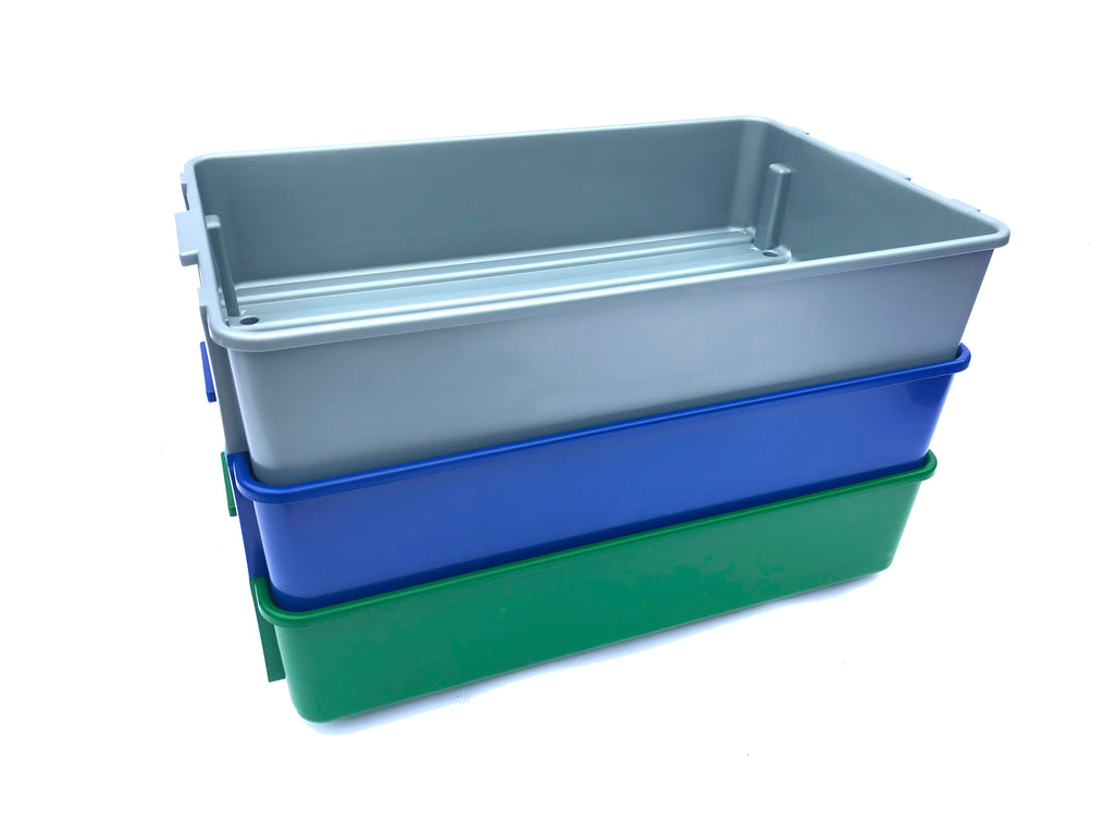 Mighty Max Cart Tub Colour Choices