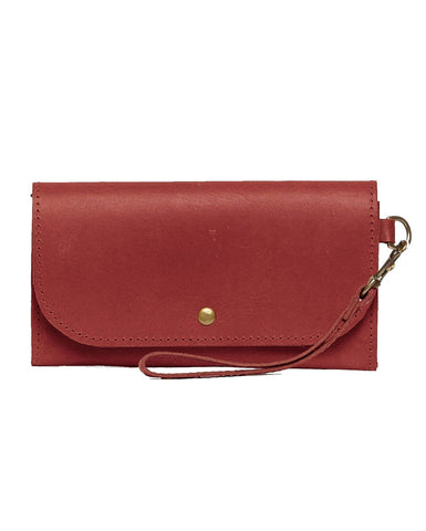 Able Mare Phone Wallet - Brick Red