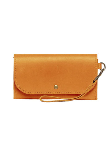 Able Mare Phone Wallet - Cognac
