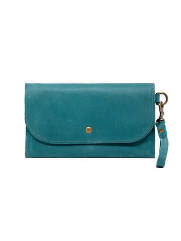 Able Mare Phone Wallet - Teal