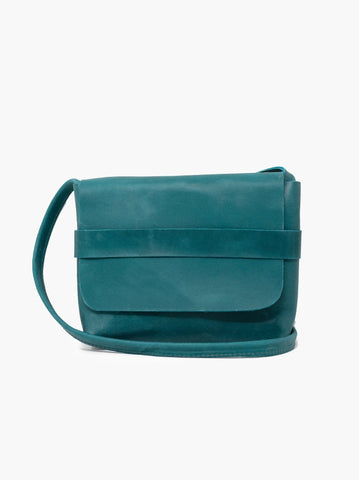 Able Mare Small Crossbody - Teal