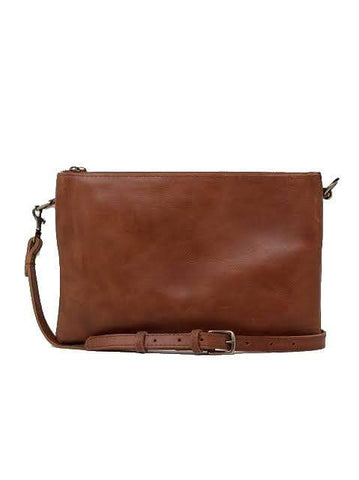 Able Martha Crossbody - Whiskey