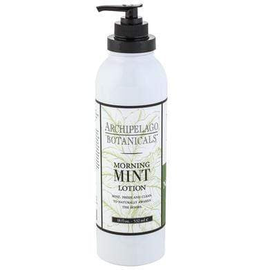 Archipelago 18 oz Lotion - Morning Mint