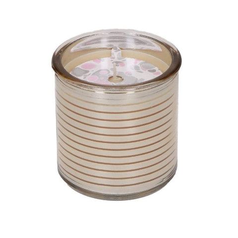 Bridgewater - Sweet Grace Metallic Gold Stripe Jar