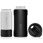 Brümate Hopsulator Trio 3-in-1 Can Cooler - Matte Black